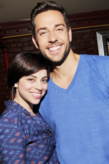 'First Date' First Preview — Krysta Rodriguez — Zachary Levi