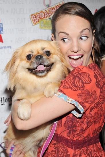 Broadway Barks 2013 — Kara Lindsay