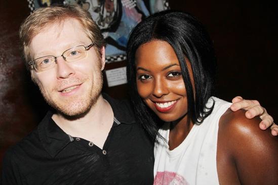 A Broader Way – Karaoke Benefit – Anthony Rapp – Adrienne Warren