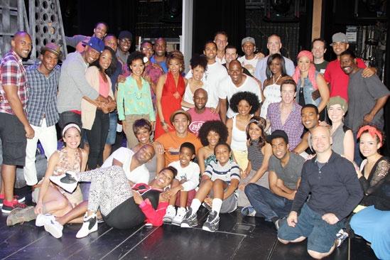 'Motown' Actors Fund — Company