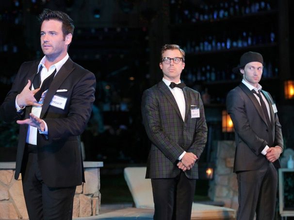 'Love's Labour's Lost' Show Photos — Colin Donnell — Lucas Near-Verbrugghe —Bryce Pinkham