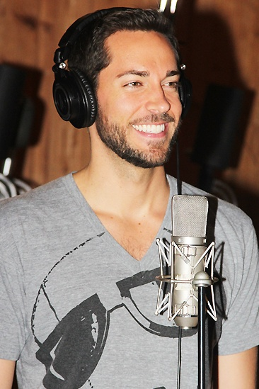 'First Date' Cast Recording — Zachary Levi