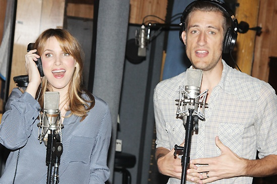 'First Date' Cast Recording — Sara Chase — Bryce Ryness