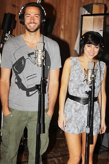 'First Date' Cast Recording — Zachary Levi — Krysta Rodriguez
