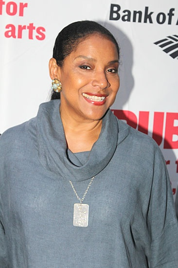 'Love's Labour's Lost' Opening — Phylicia Rashad
