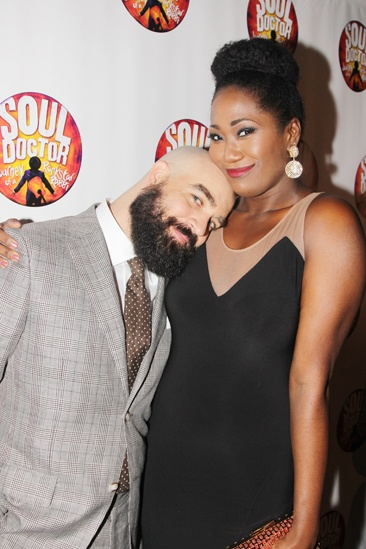 Soul Doctor Opening- Eric Anderson- Amber Iman
