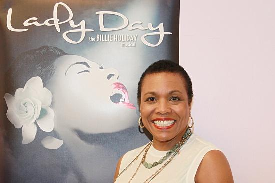 'Lady Day' Meet and Greet — Dee Dee Bridgewater