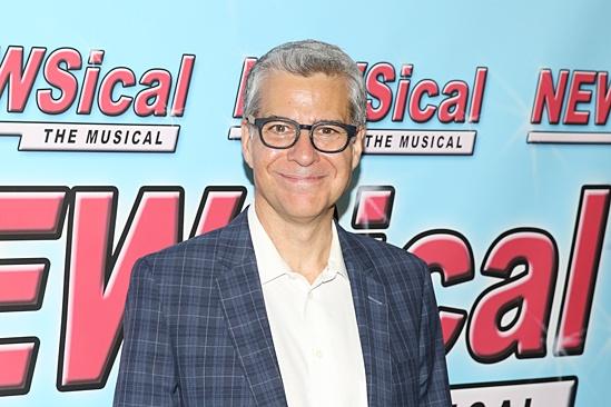 Newsical the Musical- Mark Waldrop