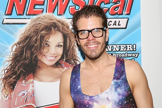 Newsical the Musical- Perez Hilton