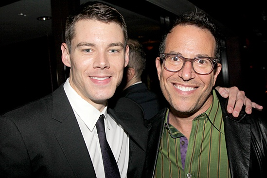 'The Glass Menagerie' Opening — Brian J. Smith — Michael Mayer