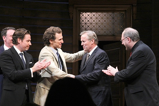 A Time to Kill – Opening Night – Patrick Page – Ethan McSweeny – John Grisham – Rupert Holmes