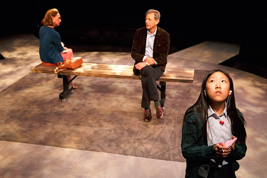 <I>Domesticated</I>: Show Photos - Laurie Metcalf - Jeff Goldblum - Misha Seo