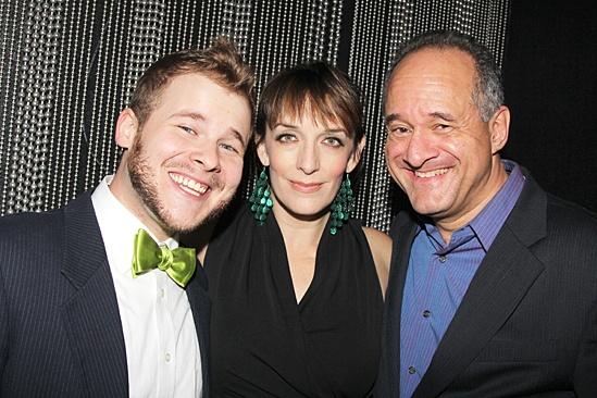Wicked- F. Michael Haynie- Julia Murney- Adam Grupper