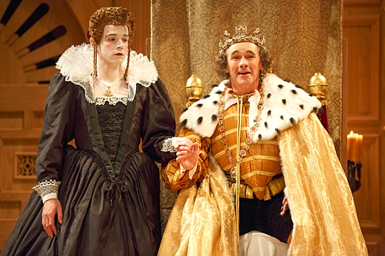 <I>Richard III</I>: Show Photos - Joseph Timms - Mark Rylance