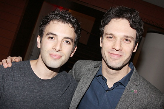 Beautiful: The Carole King Musical Meets the Press – Jarrod Spector – Jake Epstein