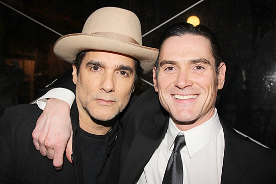 Waiting For Godot – Opening Night – Yul Vazquez - Billy Crudup