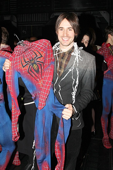 Spider-Man – Final Performance – Reeve Carney