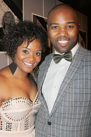 <I> Beautiful: The Carole King Musical</I>: Opening - Gabrielle Reid - Melvin Tunstall