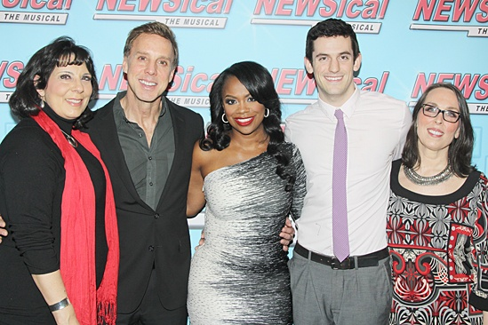 Newsical the Musical - Christine Pedi - Michael West - Kandi Burruss - Dylan Thompson - Susie Mosher