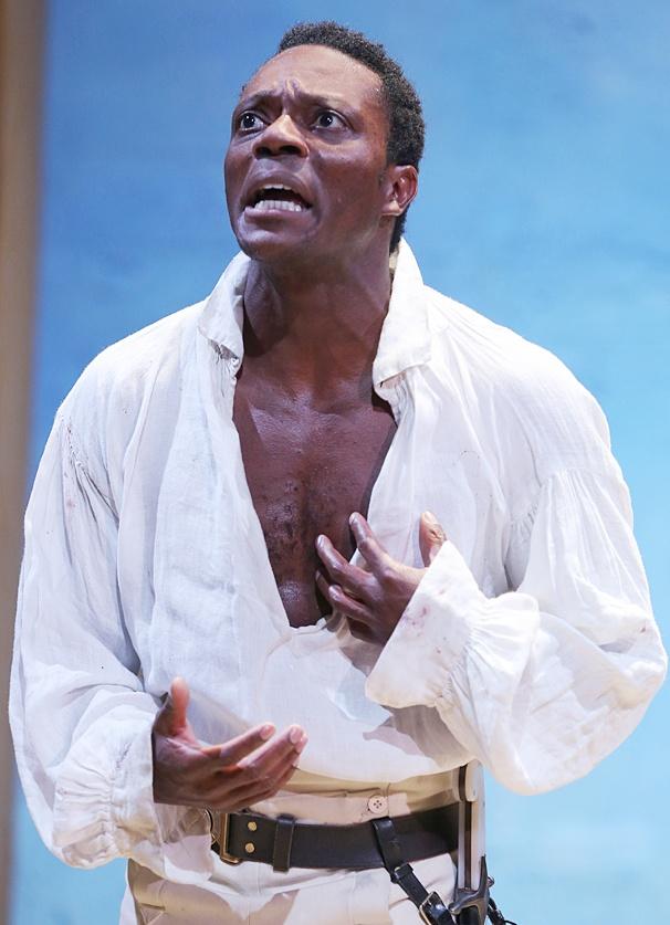 Antony and Cleopatra - Show Photos - PS - Chukwudi Iwuji