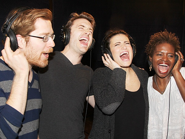 If/Then - Recording - OP - 4/14 - Anthony Rapp - James Snyder - Idina Menzel - LaChanze