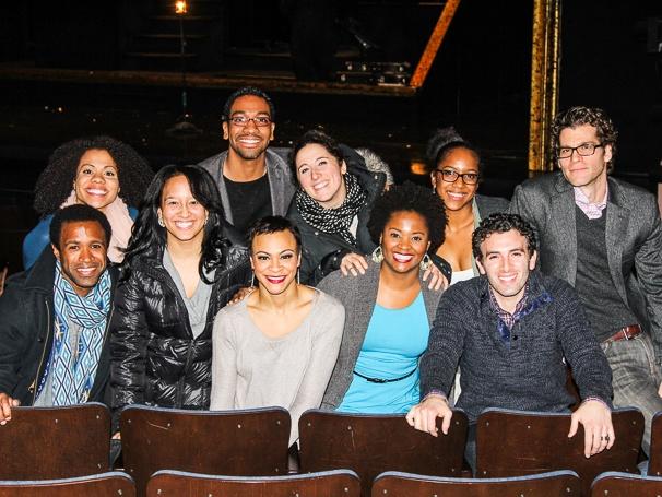 Chicago - Backstage - 2/15 -