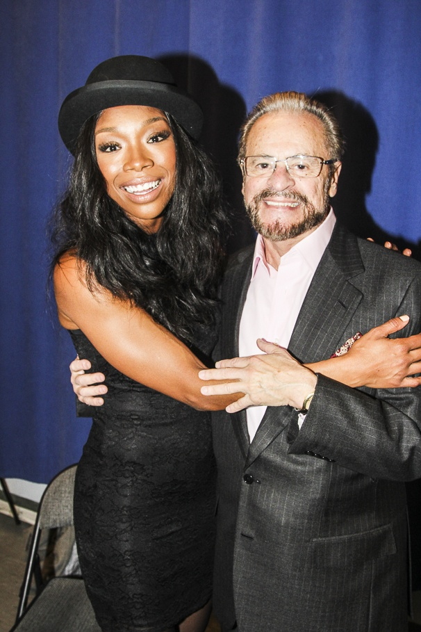 Brandy Norwood - Barry Weissler
