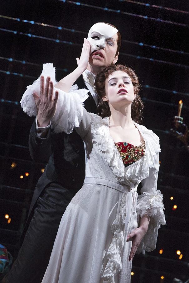 The Phantom of the Opera - SHow Photos - 4/15
