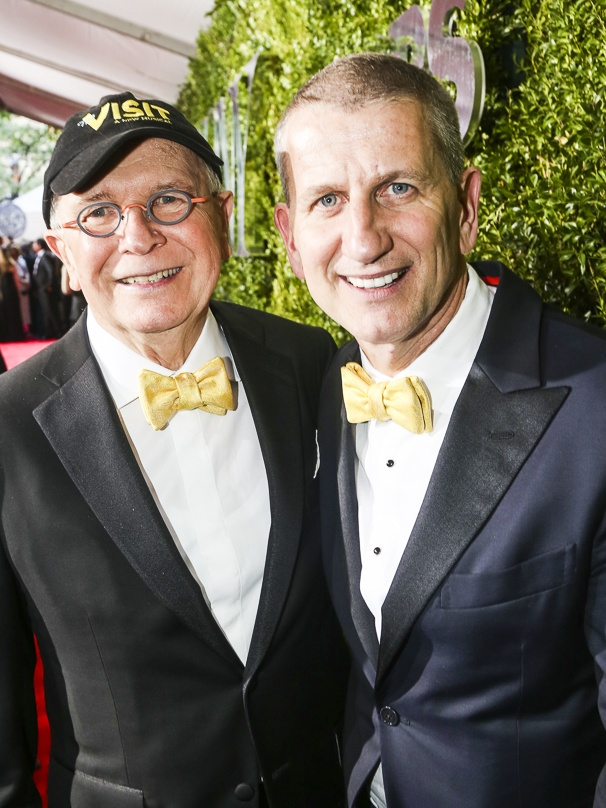 The Tony Awards - 6/15 - Terrence McNally - Tom Kirdahy