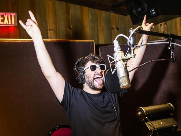School of Rock - Recording - 7/15 - Alex Brightman
