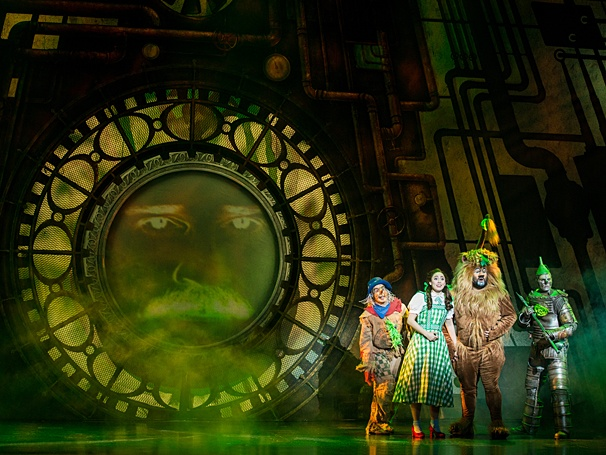 The Wizard of Oz - Prod Photos - North American Cast