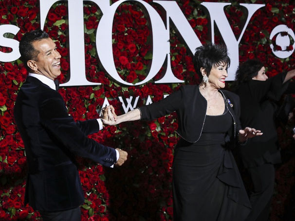 Tony Awards - Red Carpet - 6/16 - Emilio Madrid-Kuser