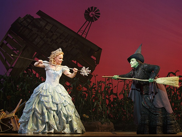 Wicked - Prod Photos - National Tour - 2016