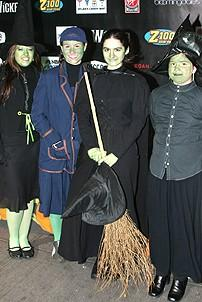Photo Op - Wicked Day 2006 - 4 faces of Elphaba