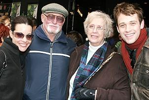 Photo Op - Wicked Day 2006 - Jenna Leigh Green - Michael Arden - grandparents