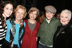 Rodgers and Hammerstein Ladies @ Jersey Boys - Sarah Schmidt - Charmian Carr - Jennifer Naimo - Erica Piccininni - Shirley Jones
