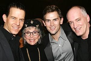Rodgers and Hammerstein Ladies @ Jersey Boys - Christian Hoff - Rita Moreno - Daniel Reichard - Donnie Kehr