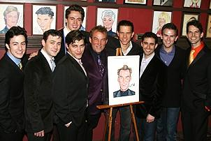 Photo Op - Des McAnuff at Sardis - Des McAnuff - Broadway and tour casts