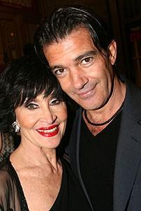 Photo Op - Chicago 10th Anniversary - Chita Rivera - Antonio Banderas