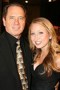 Photo Op - Chicago 10th Anniversary - Tom Wopat - daughter