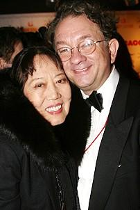 Photo Op - Chicago 10th Anniversary - party - Willa Kim - William Ivey Long