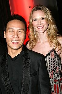 Photo Op - Chicago 10th Anniversary - party - B.D. Wong - Stephanie March