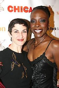 Photo Op - Chicago 10th Anniversary - party - Mindy Cooper - Michelle Robinson