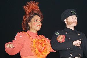 Photo Op - Mary Poppins Opening - cc - Janelle A. Robinson - James Hindman