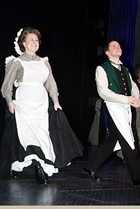 Photo Op - Mary Poppins Opening - cc - Jane Carr - Mark Price