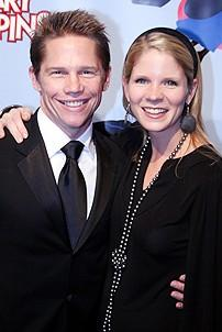 Photo Op - Mary Poppins Opening - Jack Noseworthy - Kelli O'Hara