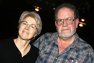 Photo Op - 19th Anniversary of Phantom - Beth Ward - Craig Jacobs