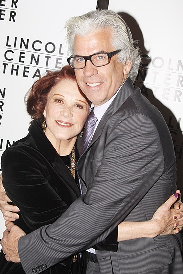Linda Lavin with charming, Husband Steve Bakunas