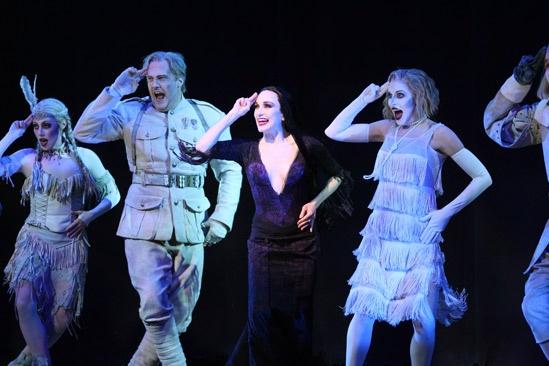 Show Photos - The Addams Family - Bebe Neuwirth