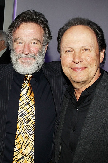 Bengal Tiger opens – Robin Williams – Billy Crystal